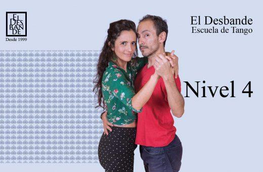 Nivell 4 - Tango Desbande