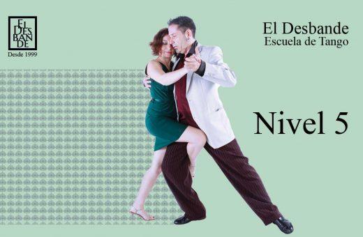Nivell 5 - Tango Desbande