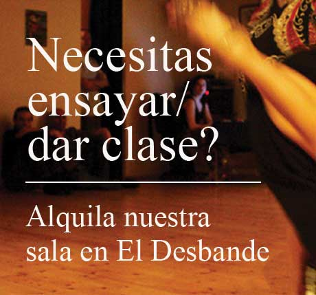Alquila El Desbande