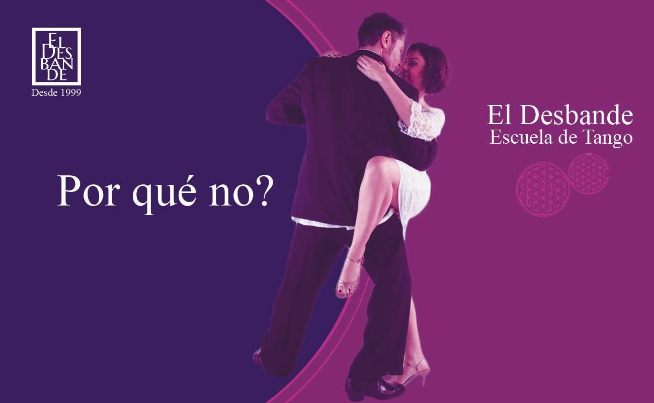 Un tango para tu boda - Tango Desbande