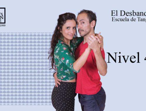 Nivel 4 - Tango Desbande