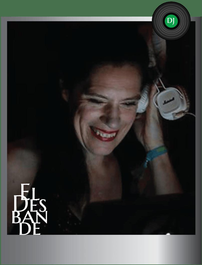 Jessica Carleson - Dj Tango Desbande
