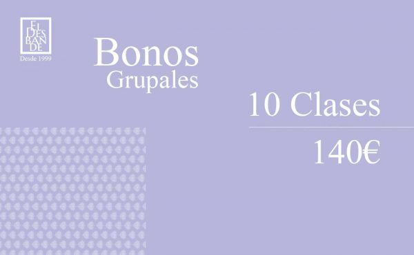 Bonos 10C - Tango Desbande