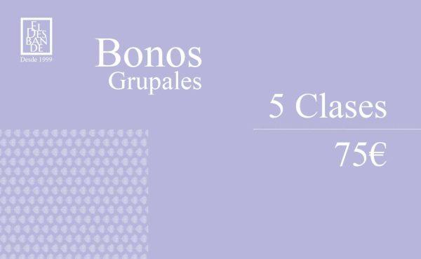 Bonos 5C - Tango Desbande