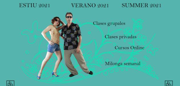 clases de verano tango