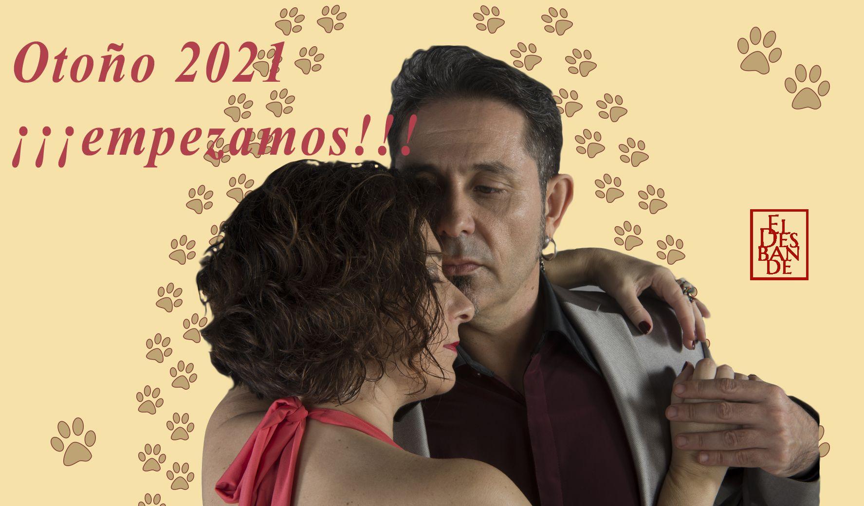 bailar tango, empezamos